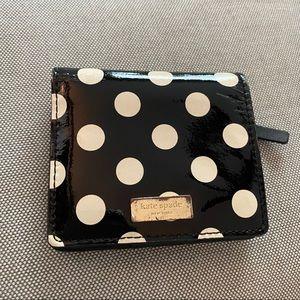 Kate Spade Mini Polkadot Wallet